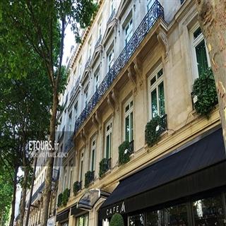 هتل حیات مادلین پاریس