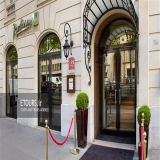 هتل رادیسون بلو پاریس
