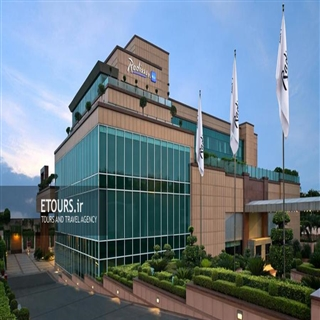 هتل رادیسون بلو آگرا