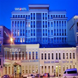 هتل سولو سوکوس وسیلیفسکی سن پترزبورگ