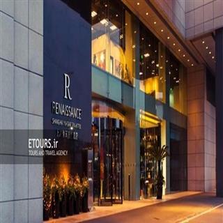 هتل رنسانس یو گاردن شانگهای