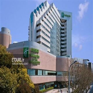 هتل هالیدی این داون تاون شانگهای