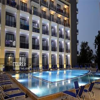 هتل اسمارت لاین آرنا مار و اسپا وارنا