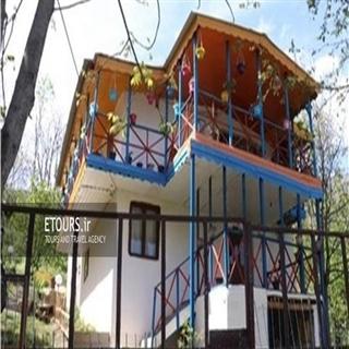 اقامتگاه سنتی باغ بهشت