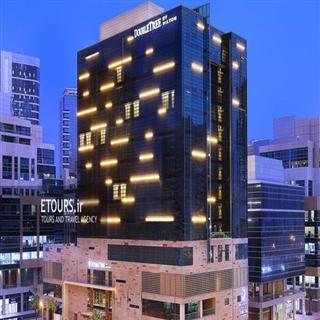 هتل دابل تری بای هیلتون بیزینس بای دبی