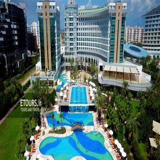 هتل شروود بریزس آنتالیا