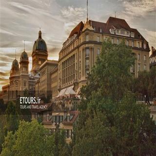 هتل بلوو پالاس برن