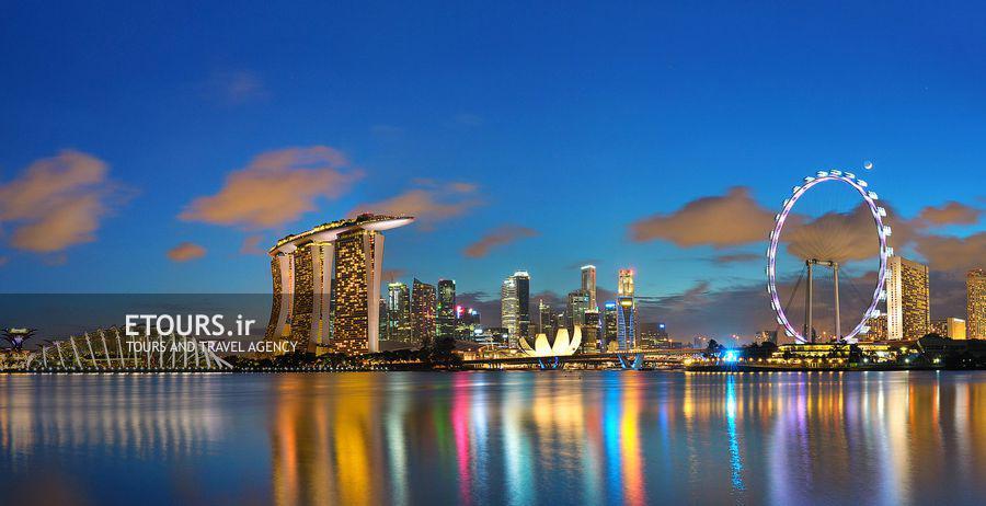 تور سنگاپور و مالزی
