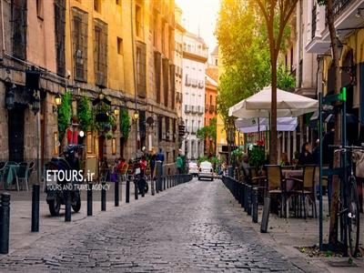 تور بارسلون ، رم و پاریس