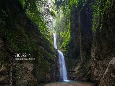 تور آبشار دارنو و دریاچه فراخین