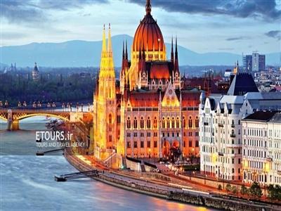 تور بوداپست مجارستان و وین اتریش