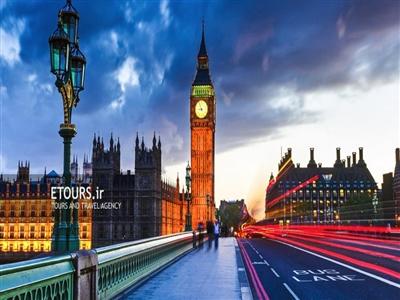 تور لندن انگلیس