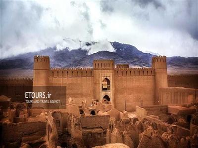 تور کرمان ، کویر لوت و میمند نوروز 98