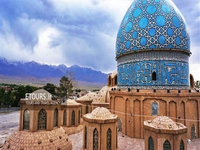 تور کرمان ، بم ، میمند و شهداد