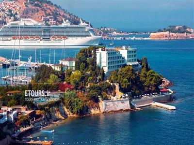 تور کشتی کروز یونان