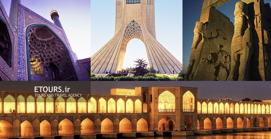 Day Tour in beautiful Iran Duration Tour 10 days