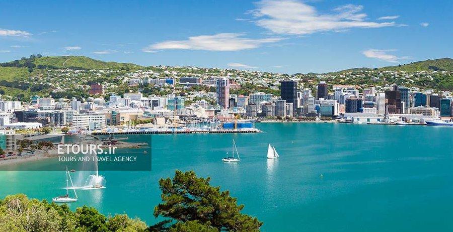 آسان ترین کشورها برای مهاجرت - نیوزیلند