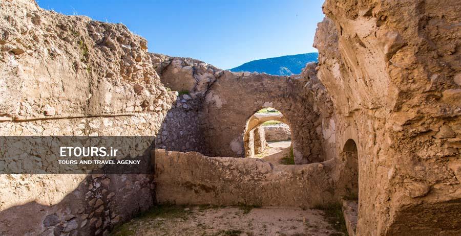 شهر تاریخی سیمره در ایلام
