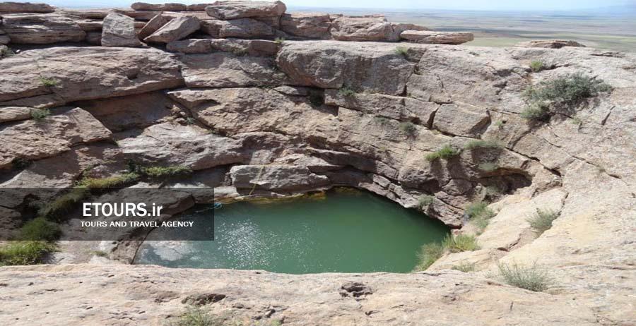 چشمه گیلاس و گراب مشهد